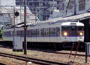 Kure Line - A 115 series train on an Akiji Liner service