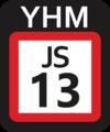 JR JS-13 station number.png