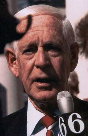 Jack Buck - Buck in 1987