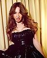 Jackie Martinez in black dress-2.jpg