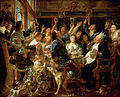 Jacob Jordaens - The Feast of the Bean King - Google Art Project.jpg