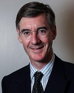 Jacob Rees-Mogg British politician