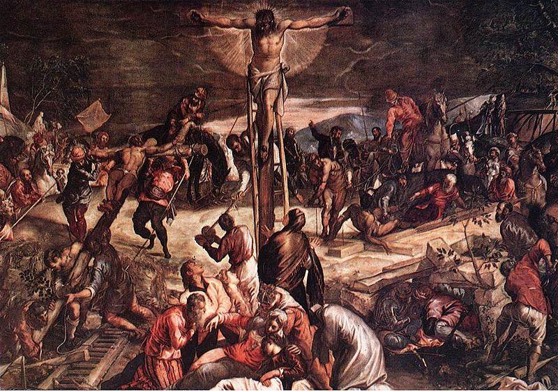 File:Jacopo Tintoretto - Crucifixion (detail) - WGA22519.jpg