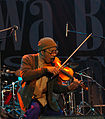 James Blood Ulmer's Memphis Blood feat Vernon Reid Rawa blues 2009.jpg