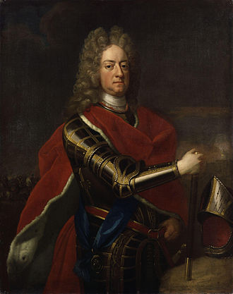 Jacobite rising of 1719 - James Butler, Duke of Ormonde