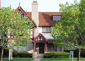 Indian Village, Detroit - Image: James Hamilton House