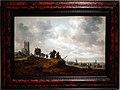Jan van goyen, la vecchia chiesa di egmond aan zee, olanda 1634.jpg