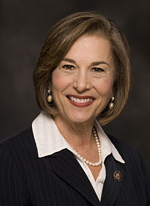 Portrait officiel de Jan Schakowsky.