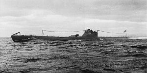 Type C submarine - I-18 in 1941