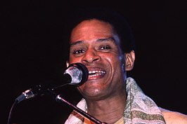 Al Jarreau 1981 in Düsseldorf