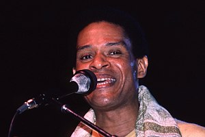 Al Jarreau - Jarreau performing in January 1981.