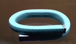 Fullpower Technologies - Jawbone UP Band with MotionX technology inside