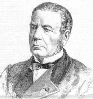 Jean-François Cail - Jean-François Cail (1804-1871).
