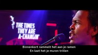 File:Jeangu Macrooy - The Times They Are a-Changin (Bob Dylan).webm