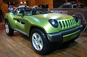 Jeep Renegade Concept Wikipedia