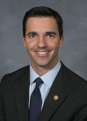Jeff Jackson (politician) - Image: Jeff Jackson NC