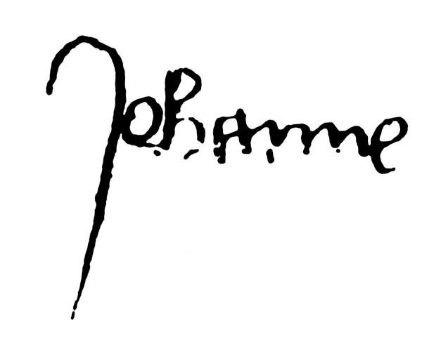 Jehanne signature