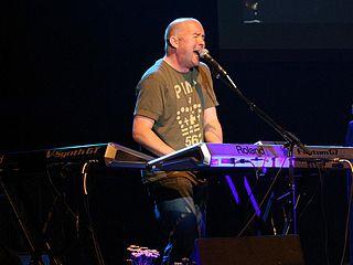 Jem Godfrey British musician