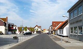 Jerslev, Denmark Town in North Jutland Region, Denmark