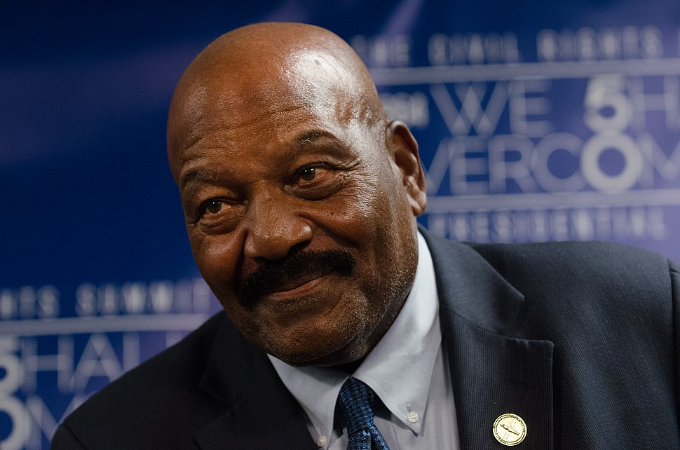 Jim Brown at LBJ Foundation 2014