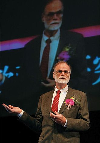 Jim Gray (computer scientist) - Image: Jim Gray Computing in the 21st Century 2006