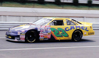 Jimmy Spencer - Spencer's 1997 Camel Ford
