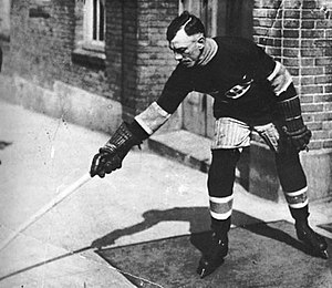 1919 Stanley Cup Finals - Montreal player Joe Hall eventually succumbed to pneumonia.