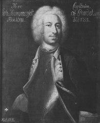 Johan Jacob Hammarfelt, 1692-1757