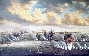 1790 in Sweden - The Battle of Svensksund