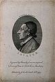 Johann Caspar Lavater. Stipple engraving by Rosmaesler, seni Wellcome V0003408ER.jpg