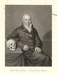 Johann Christian Reil, 1811 (Quelle: Wikimedia)
