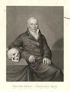 Johann Christian Reil German physician