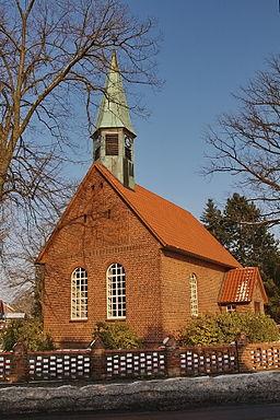 Johanniskapelle in Abbensen IMG 5918