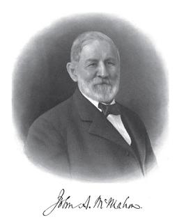 John A. McMahon American politician