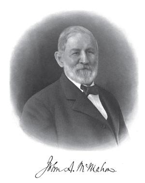 John A. McMahon