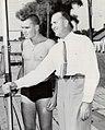 John B Kelly Jr and Sr 1945.jpg