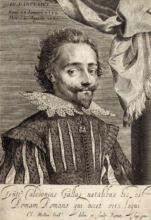 John Barclay (poet)