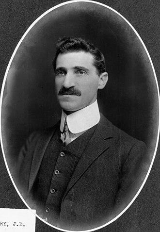 John Douglas Story - John Douglas Story, ca. 1925