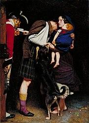 John Everett Millais: The Order of Release