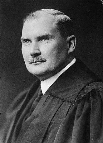 John Ford (New York state senator) - Justice John Ford (1915)