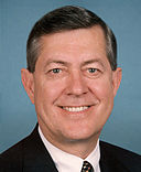 John Linder, official portrait, 111th Congress.jpg