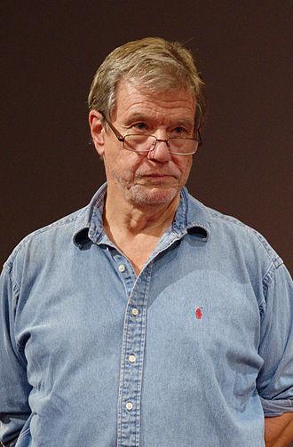 John McTiernan - McTiernan at the Cinémathèque Française in 2014.