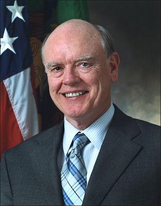 John W. Snow - Image: John W. Snow
