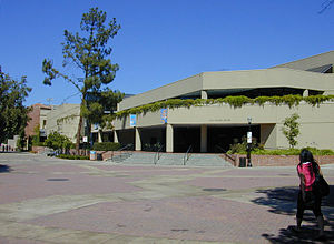 John Wooden - John Wooden Recreation Center on the campus of UCLA