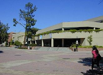 John Wooden - John Wooden Recreation Center on the campus of UCLA