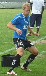 Johnny Lundberg Swedish footballer
