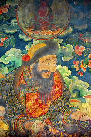 Güshi Khan - Güshi Khan, founder of the Khoshut Khanate