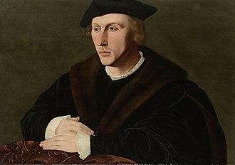 George van Egmond - George van Egmond (Jan van Scorel, 1535)