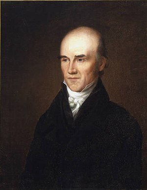 Joseph Caldwell - Portrait of Caldwell.