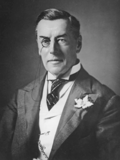 Joseph Chamberlain British politician